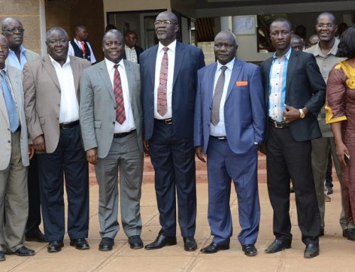 County Seeks JOOUST Partnership to Enhance Good Governance