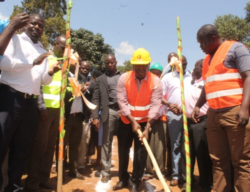 Ksh. 18 Million Market Commissioned in Sigomere Ward Siaya.