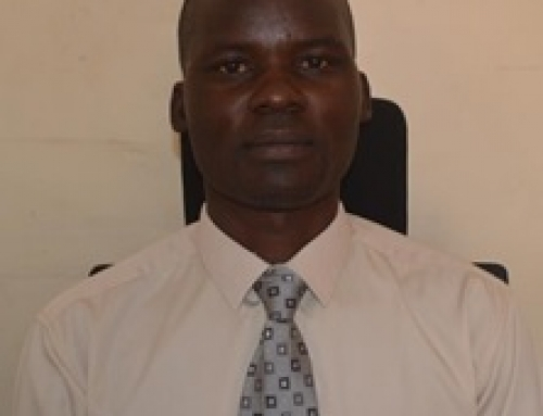 Henry Mathews Odiango : County Health Records And Infromation Officer