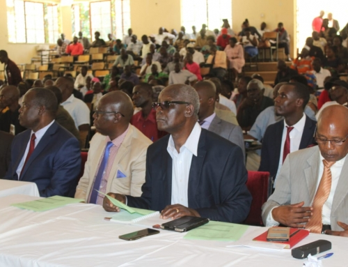Siaya County leaders support the proposed spatial plan