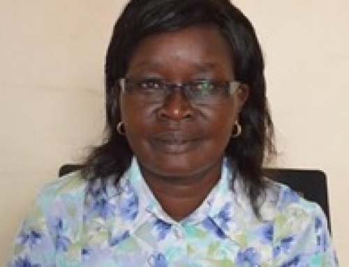 Ruth Elizabeth Obinge Omondi – County Reproductive, Maternal, Newborn and Child Health (RMNCAH) Coordinator