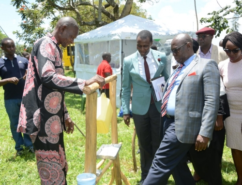 Siaya among the Top Counties on Sanitation Matters