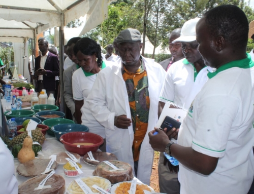 To Ensure Food Security, We Will Continue To Scale Up Agricultural Activities In Siaya – Dr. Okumbe