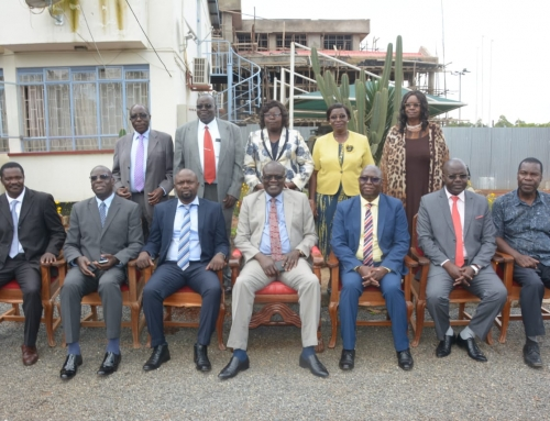 New Siaya Public Service Board Inaugurated