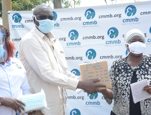 Siaya Health Department Receives More Personal Protective Equipment