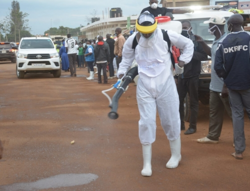 Rasanga Launches Fumigation Exercise to Cover The Entire County
