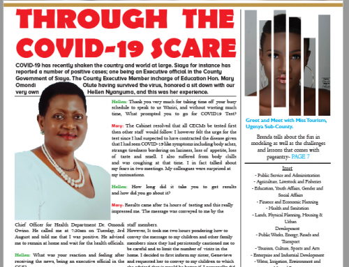Official 18th Issue – Siaya County Newsletter