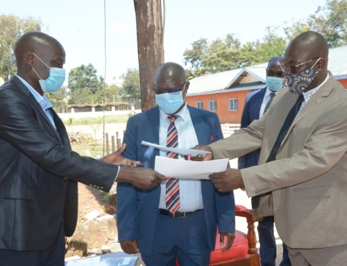 County Government of Siaya And Chamber Of Commerce Ink Deal On Monthly Newsletter Production