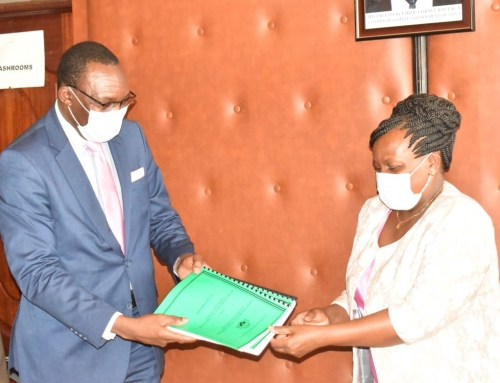 Siaya County Assets and Liabilities Register Handed Over To IGRTC
