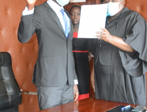 Prioritize Infrastructure, Dr. Okumbe Urges As New Municipal Board Member Is Sworn In