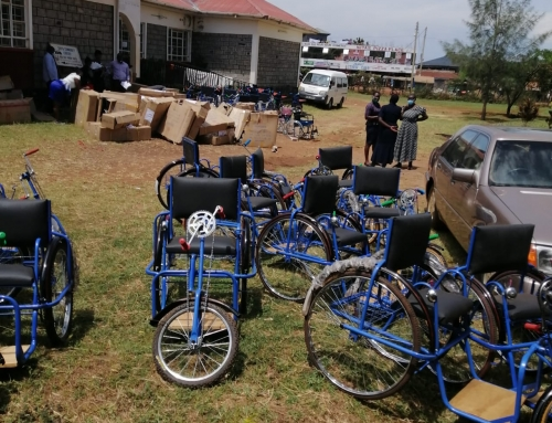 Siaya County Avails Mobility Aids Worth Kshs. 8 Million